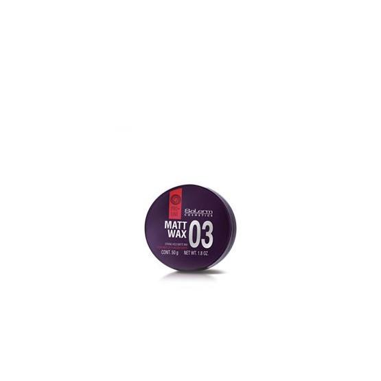 Matt wax Cera Mate Salerm 03 50G