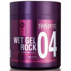 Wet Gel rock 04 Salerm 500ml
