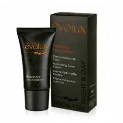 Crema Hidratante Color Everyday Evolux 50ml Nº30