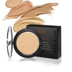 Maquillaje En Crema Alta Cobertura Evolux 12g Nº1