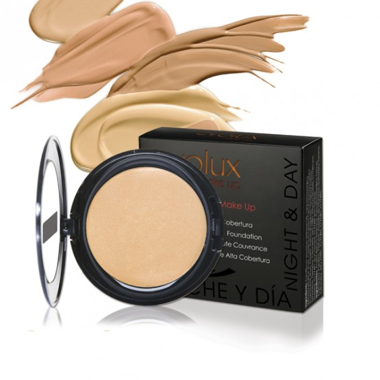 Maquillaje En Crema Alta Cobertura Evolux Nº2