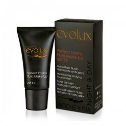 Maquillaje Fluido Hidratante Unificante Evolux 35ml Nº12