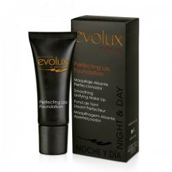 Maquillaje Alisante Perfeccionador 30ml Evolux Nº18