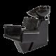 Lavacabezas Tor con asiento Nico base metal