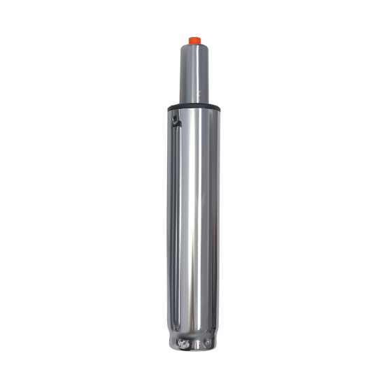 Pistón de gas cromado 140 mm