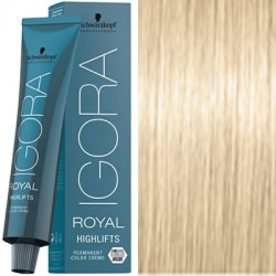 Tinte IGORA ROYAL 12-1 Superaclarante Ceniza 60ml