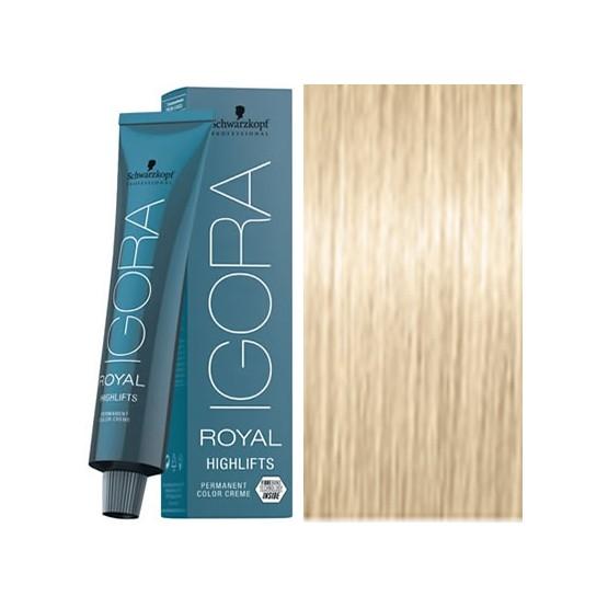 Tinte IGORA ROYAL 12-1 Super Aclarante Ceniza 60ml