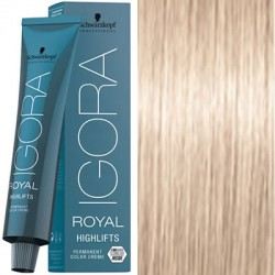 Tinte IGORA ROYAL 12-19 Superaclarante Ceniza Violeta 60ml