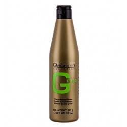 Champú Greasy Hair antigrasa Línea Oro Salerm 500ml