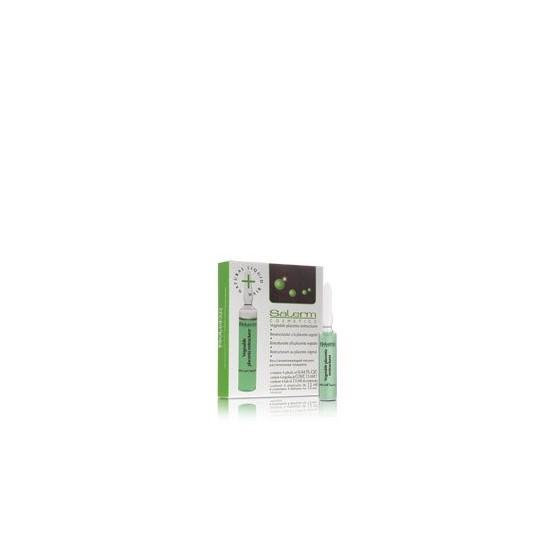Reestructurador  Placenta Vegetal anti-caída Salerm 4X13ml