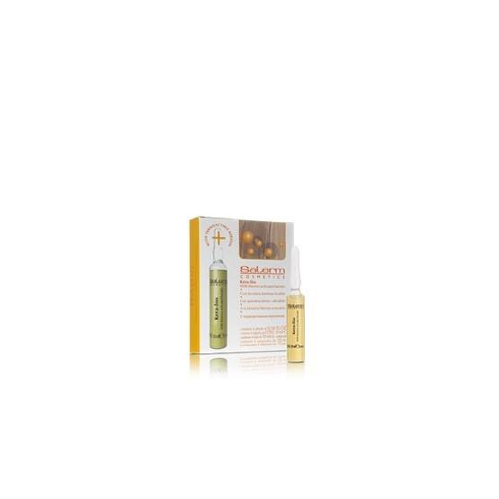 Kera-Liss antiencrespamiento Salerm 4X10ml
