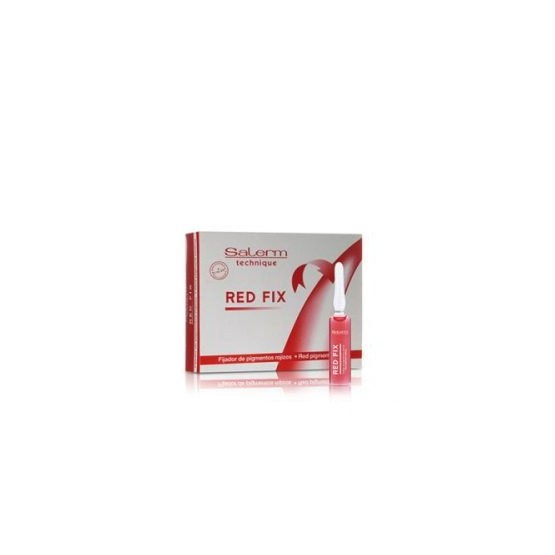 Ampollas Red Fix Salerm 12 x 5ml