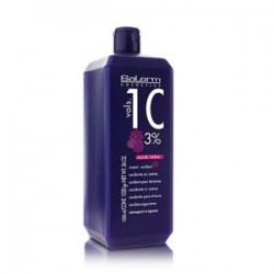Agua Oxigenada Salerm 10vol (3%) 1000ml