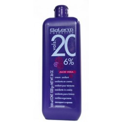 Agua Oxigenada Salerm 20vol (6%) 1000ml