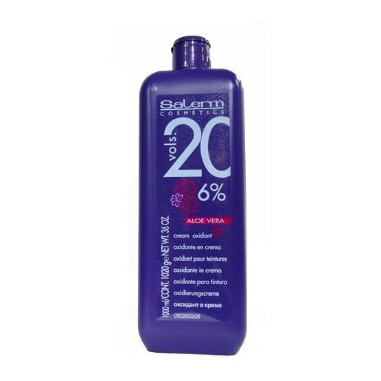 Agua Oxigenada Salerm 20vol (6%) 1000ml