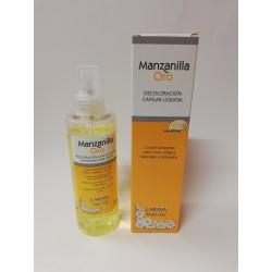 Manzanilla Oro Capilar Liquida Ian Zachary 180ml