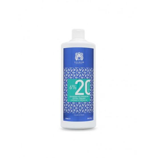 Valquer oxigenada premium extra cremosa (6%) 20 volúmenes