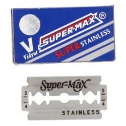 Cuchillas SuperMax 10 unid dobles Eurostil