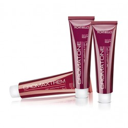 Tinte Montibello Cromatone X77 Xtrem Rojo Intenso 60ml.