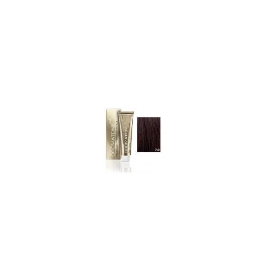 Tinte Montibello Cromatone Re.Cover 7.0 Rubio Natural 60ml.