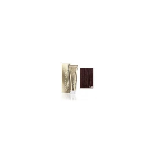 Tinte Montibello Cromatone Re.Cover 6.30 Dorado Ámbar 60ml.