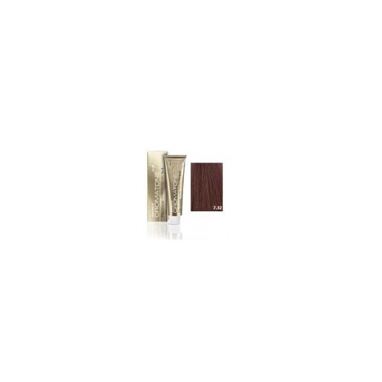 Tinte Montibello Cromatone Re.Cover 7.32 Dorado Canela 60ml.