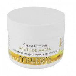 Crema Nutritiva  de Aceite de Argán  Maurens 300ml
