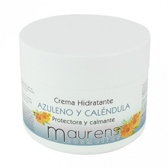 Crema Hidratante de Azuleno y Caléndula Maurens 300ml