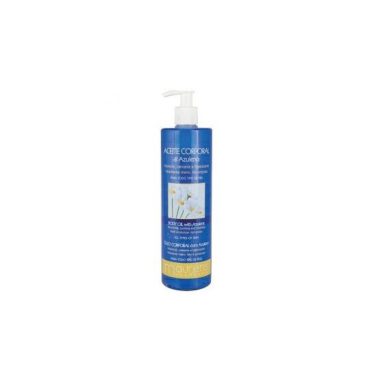 Aceite corporal al Azuleno Maurens 500ml.