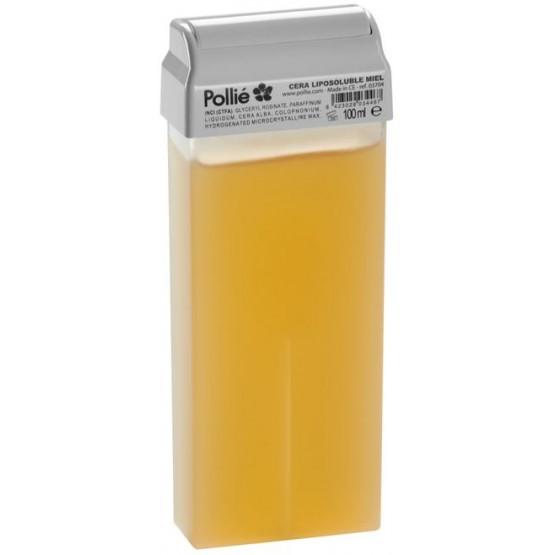 ROLL-ON DE CERA  MIEL POLLIÉ 100 ml.