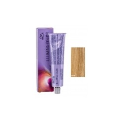 Tinte Illumina Color Wella 8/38 Rubio Claro Dorado Perla 60ml