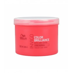 WELLA INVIGO BRILLIANCE mask fine hair 500 ml