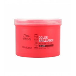 INVIGO COLOR BRILLIANCE Mask Coarse Hair de WELLA  500 ml