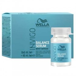 WELLA INVIGO BALANCE SERUM 8x6 ml