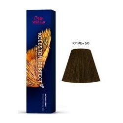 TINTE KOLESTON PERFECT ME+ WELLA 5/0 Castaño Claro Intenso 60ml