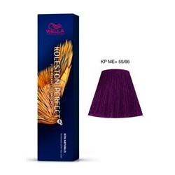 TINTE KOLESTON PERFECT ME+ WELLA 55/66 Castaño Claro Intenso Violeta Intenso 60ml