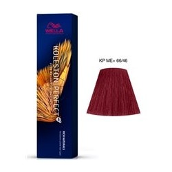 TINTE KOLESTON PERFECT ME+ WELLA  66/46 Rubio Oscuro Intenso Cobrizo Violeta 60ml