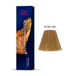 TINTE KOLESTON PERFECT ME+ WELLA 88/0 Rubio Claro intenso 60ml