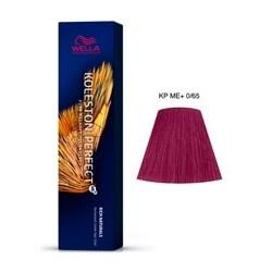 TINTE KOLESTON PERFECT ME+ WELLA  0/65 Pink 60ml