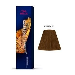 TINTE KOLESTON PERFECT ME+ WELLA 7/3 Rubio Medio Dorado 60ml