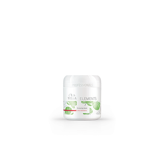 Mascarilla Elements Wella 150ml
