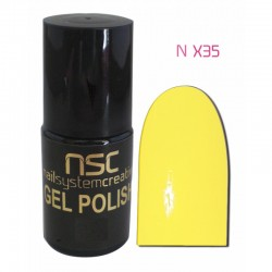 ESMALTE PERMANENTE GELLACK UV/LED AMAZING 5 ML Nº X35 NSC