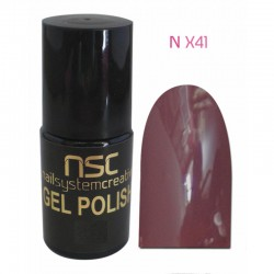 ESMALTE PERMANENTE GELLACK UV/LED AMAZING 5 ML Nº X41 NSC