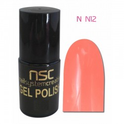 ESMALTE PERMANENTE GELLACK UV/LED AMAZING 5 ML Nº N12 NSC