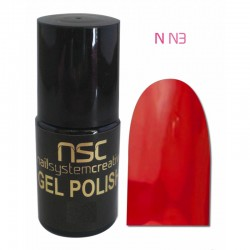 ESMALTE PERMANENTE GELLACK UV/LED AMAZING 5 ML Nº N3 NSC