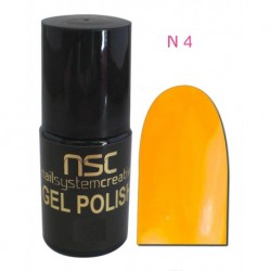 ESMALTE PERMANENTE GELLACK UV/LED AMAZING 5 ML Nº4 NSC
