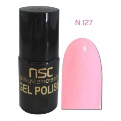 ESMALTE PERMANENTE GELLACK UV/LED AMAZING 5 ML Nº 127 NSC