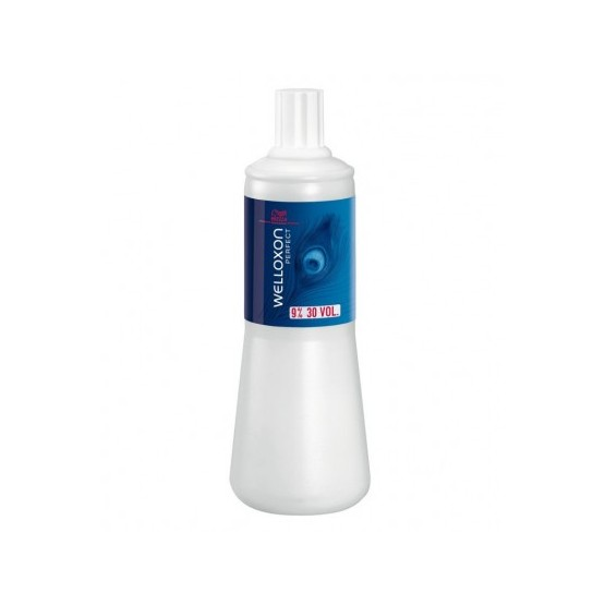 Agua Oxigenada Wella 30vol 1000ml