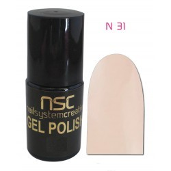 ESMALTE PERMANENTE GELLACK UV/LED AMAZING 5 ML Nº 31 NSC
