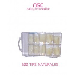 TIPS COLOR NATURAL NSC